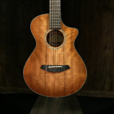 Breedlove Pursuit Exotic Companion CE Prairie Burst Myrtle-Myrtle
