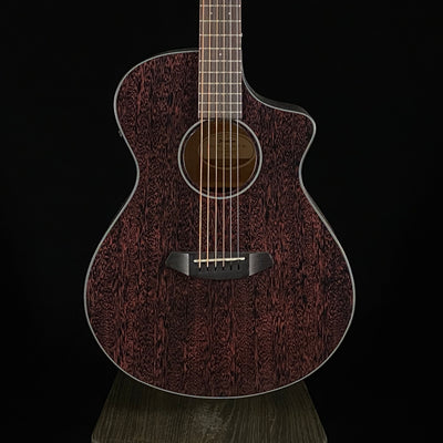 Breedlove Discovery Concert CE Black Widow (7463)