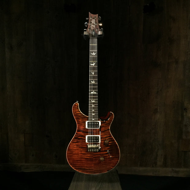 Paul Reed Smith Custom 24 Orange Tiger