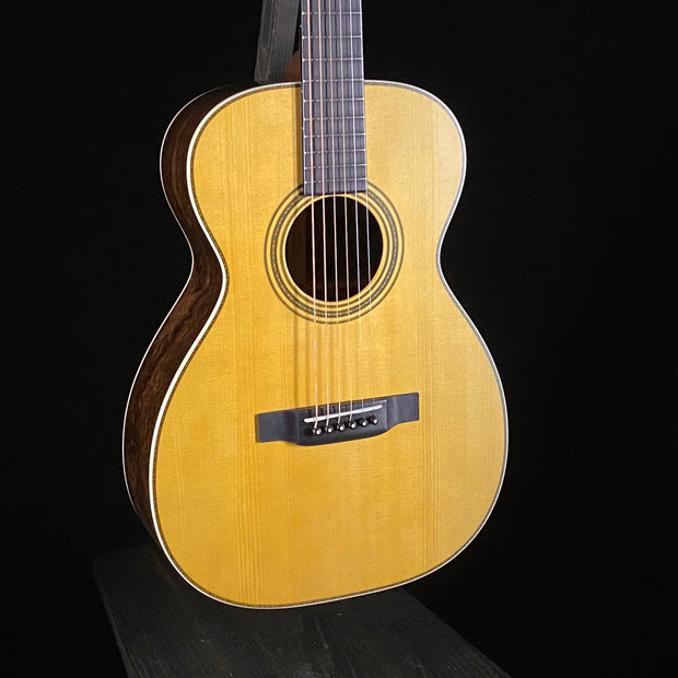 Martin Custom Shop 28 style, Single 0 14-Fret Wild Rosewood  (4984)
