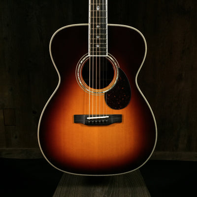Eastman DT30OM Sunburst