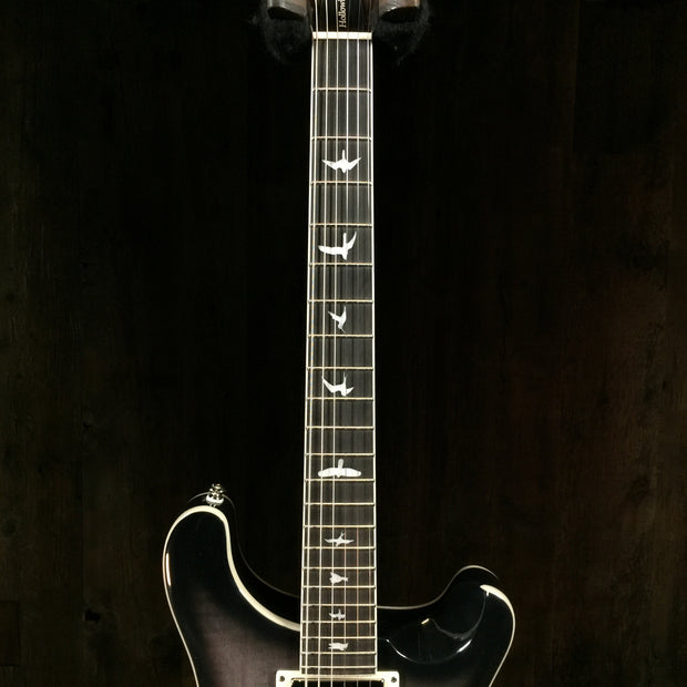Paul Reed Smith Se Hollowbody II Charcoal Burst