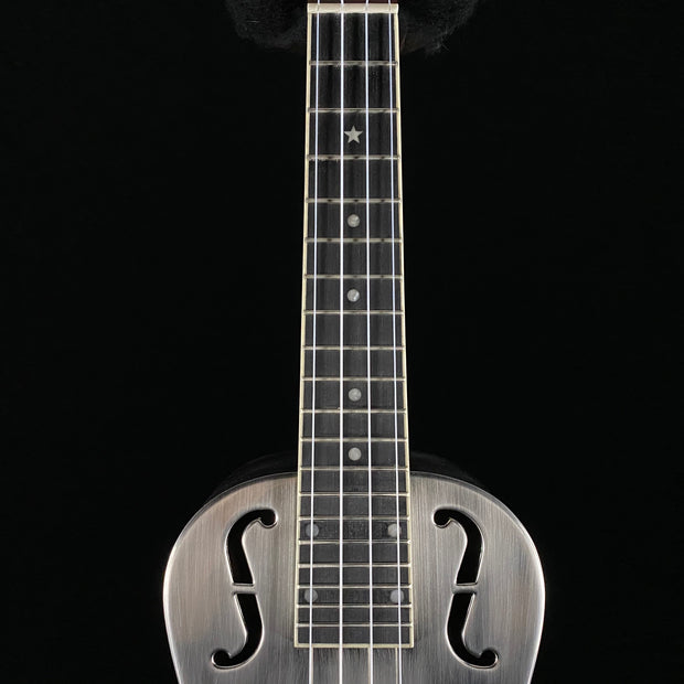 Republic Brushed Nickel Concert Ukulele(8183)