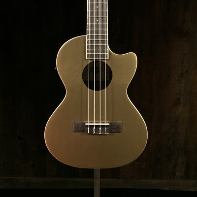 Kala KA-TGT-CE Limited Goldtop Tenor Mahogany (In The Spotlight)