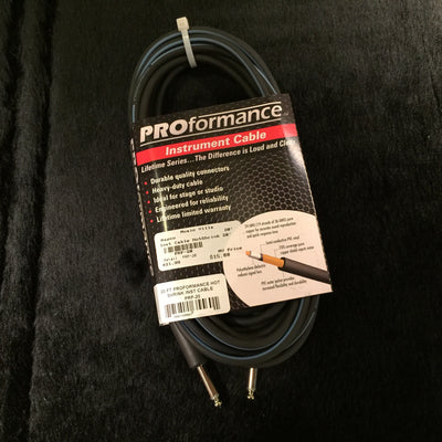 Proformance 20' Instrument Cable