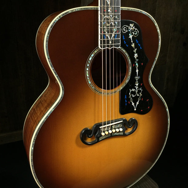 Gibson 2017 SJ-200 Gallery (used)