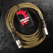 DiMarzio Microphone XLR Cable 25 ft
