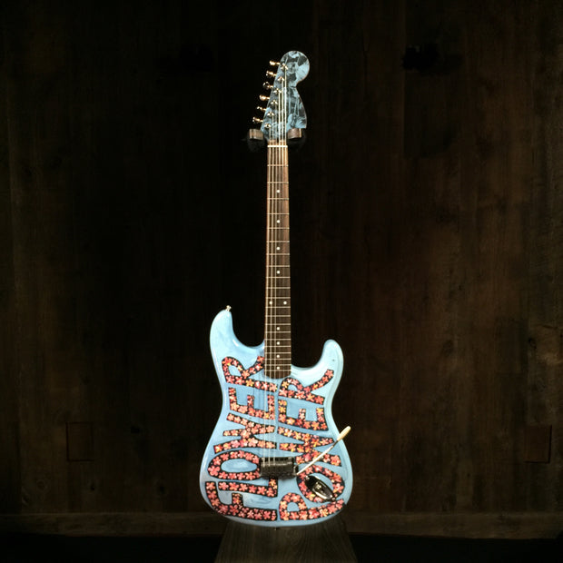 Roseworn Flower Power Stratocaster (Used)