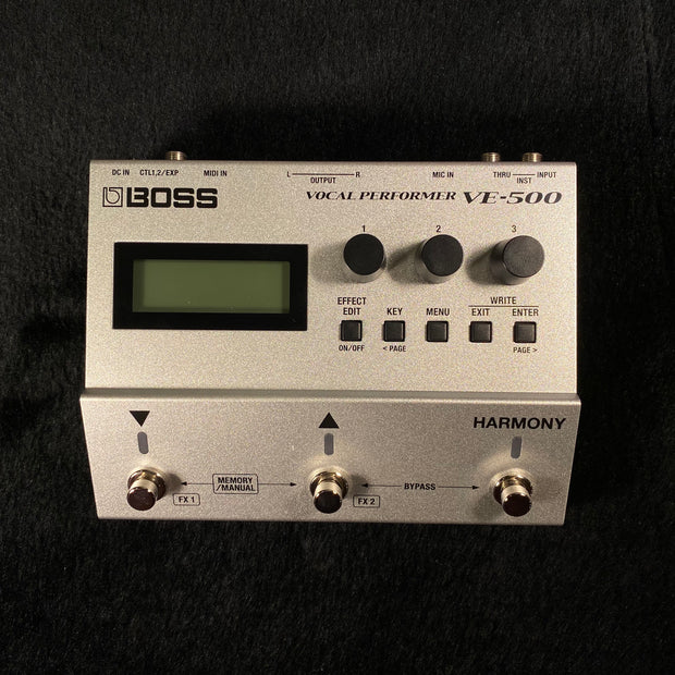 Boss Vocal Performer VE-500