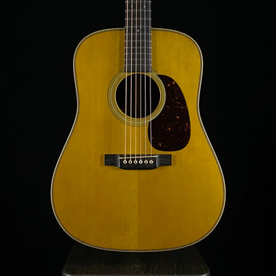 Martin Custom Shop D-28 Authentic Stage 1 Aged - Natural (3004)