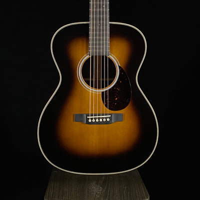 Martin Custom Shop OM, Madagascar w/ Adirondack Top (4977)