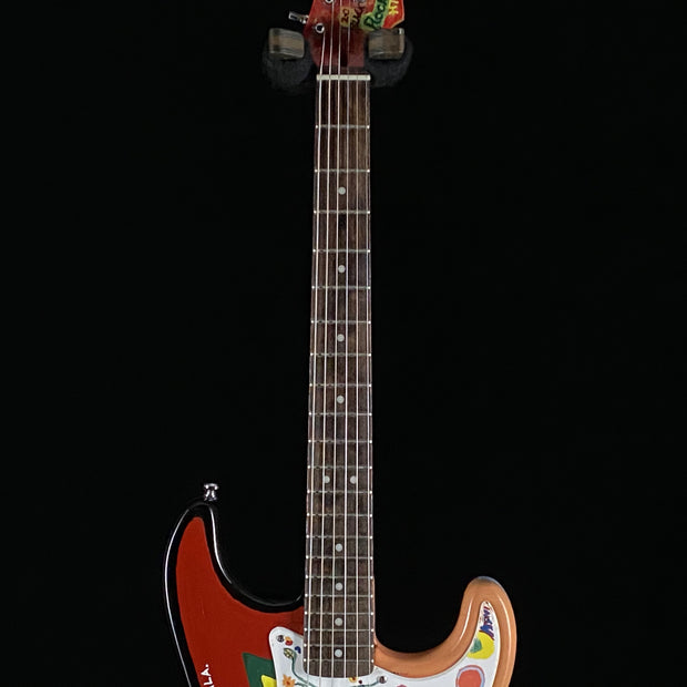 Roseworn Beatle Strat (Used) - SOLD 7-30-2020