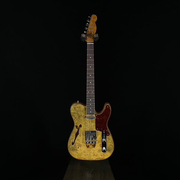 Fender Custom Shop Limited Artisan Maple Double Esquire (6473)