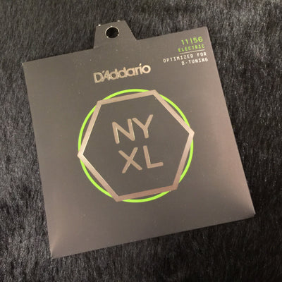 D'Addario NYXL Medium Top Extra Heavy Bottom 11-56