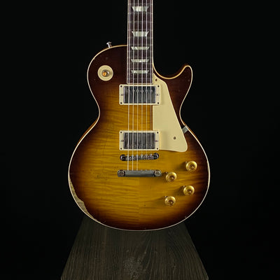 Gibson 1959 Les Paul Standard Reissue Murphy Lab Aged (1533)