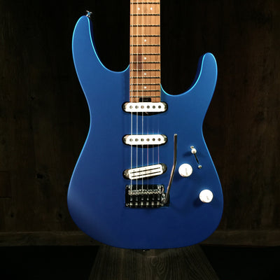 Charvel PM DK22 SSS 2PT Caramelized Maple Electric Blue
