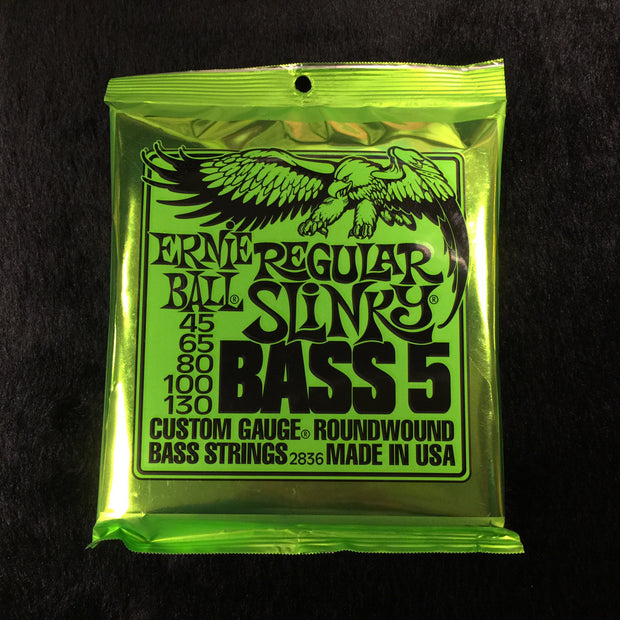 Regular Slinky Bass 5 45-130