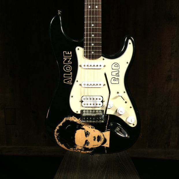Roseworn Bride of Frankenstein Stratocaster (Used)