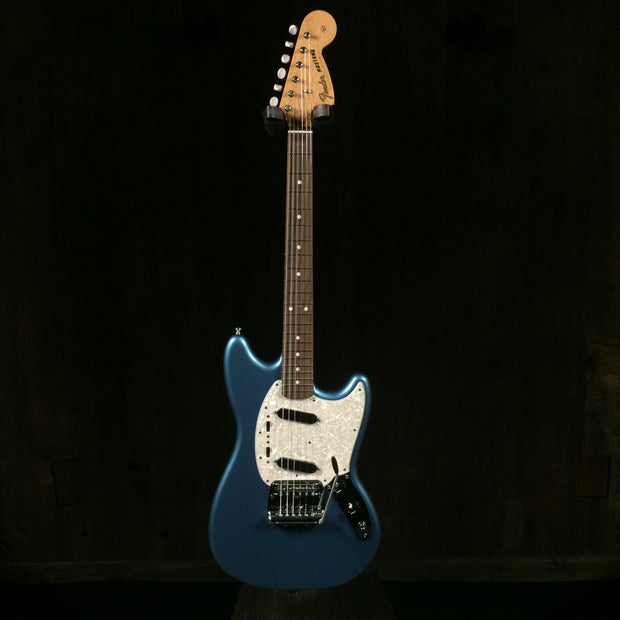 Fender Vintera '60s Mustang 2019 Lake Placid Blue