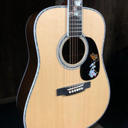 "Martin 2017 Custom Shop D-41 ""Orchid"" (used)"