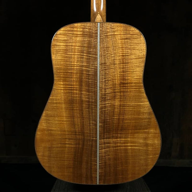 Martin 2017 Red Dragon Custom Figured Koa (used)