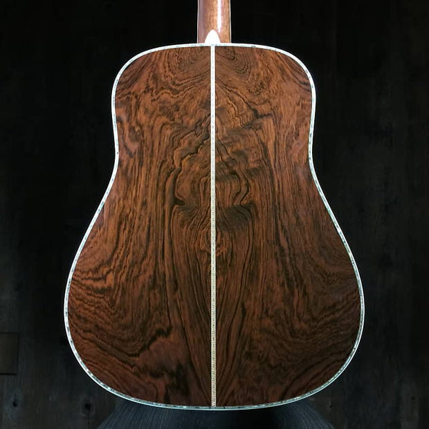 Martin 2004 D-45 Brazilian Rosewood, Cowboy Western (used)