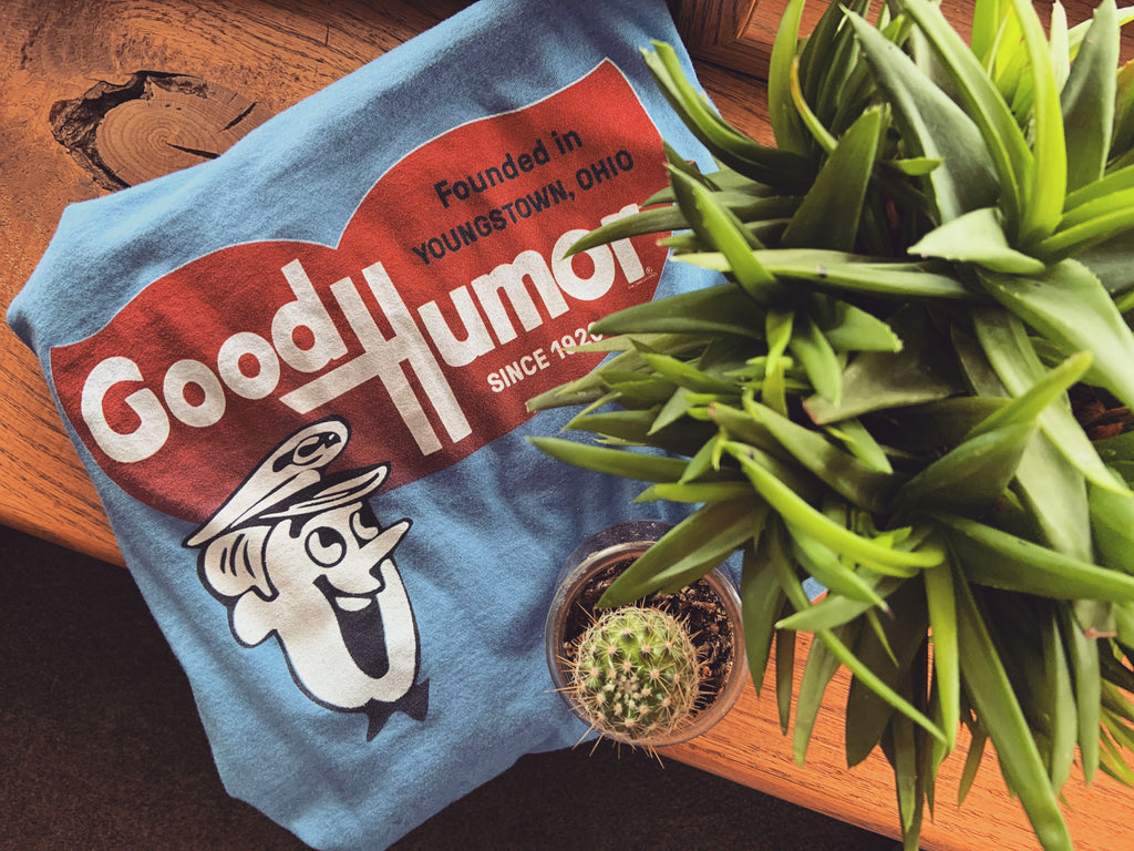 Good Humor Tees the Iconic Brand makes a Fashion Statement