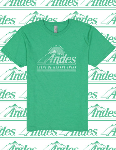 Andes® Mints Shirt | Chocolate Mint Unisex Shirt | Gift for Chocolate Lovers T-shirt