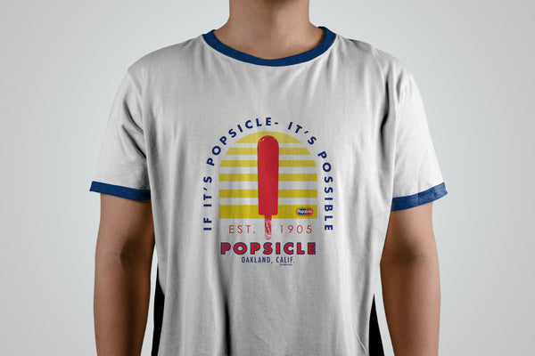 Cali Retro Popsicle® Graphic Tee