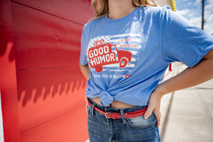 USA Ice Cream Truck Good Humor™ Graphic Tee