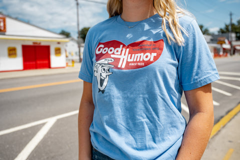 The Retro Man Good Humor™ Tee | Vintage Ice Cream Shirt | Youngstown Ohio T-Shirt