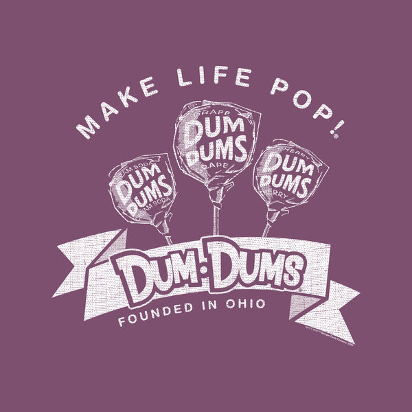 Make Life POP! Dum Dums® Graphic Tee