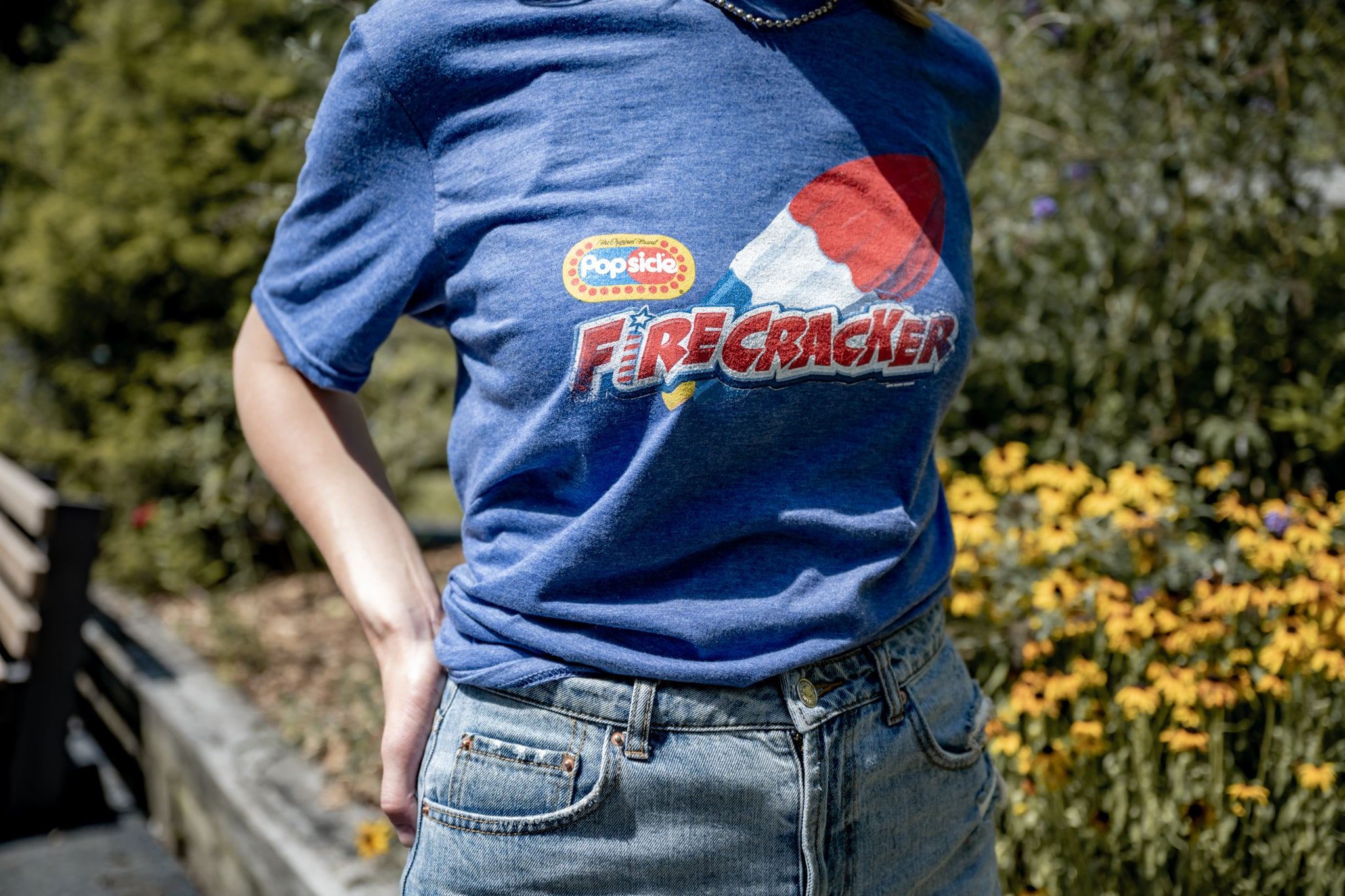 Firecracker Popsicle® Graphic Tee