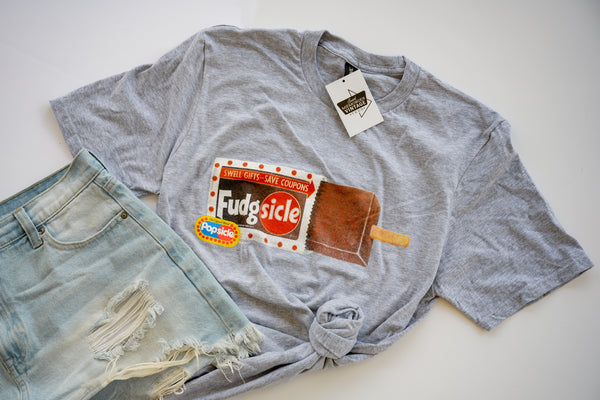 Fudgsicle Popsicle® Graphic Tee