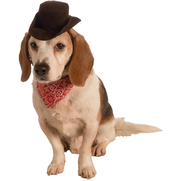 Cowboy Kit Pet Costume - Tresella