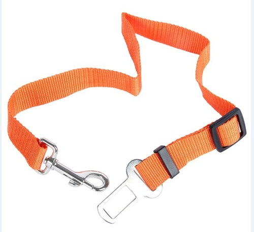 Adjustable Dog Seat Belt