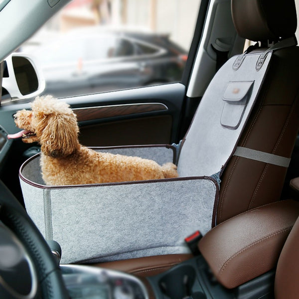 Car Seat and Cover for Pets - Tresella