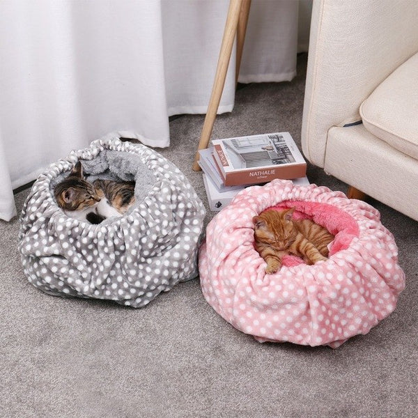 Lovely Dog Cat Sleeping Bags Pet Dog Cat Beds