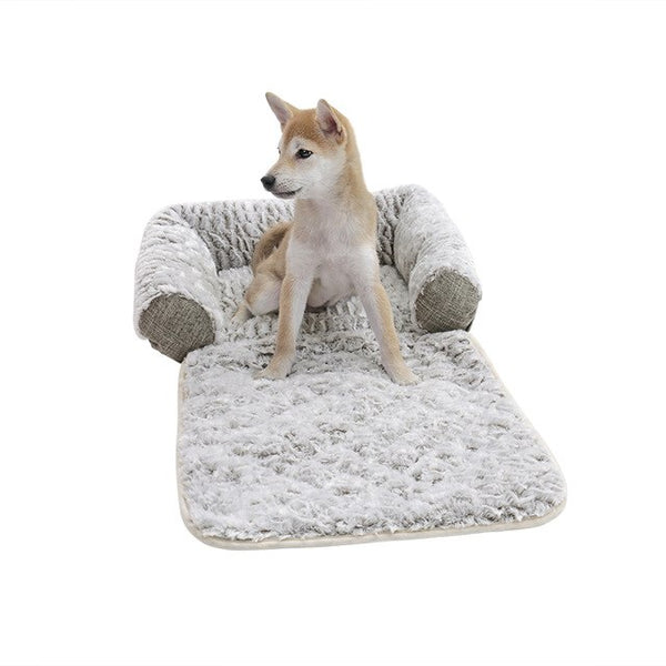 Luxury Pet Dog Bed House Pad Multiple Functional