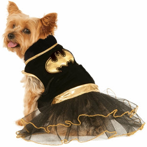 Batgirl Tutu Dress Pet Costume - Tresella