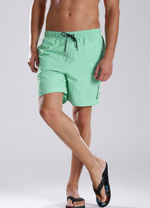 Green Surf Shorts