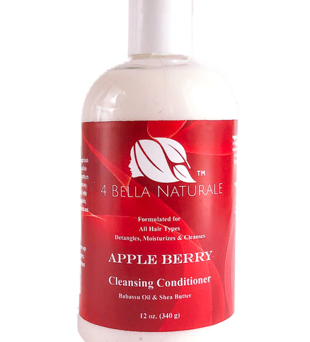 Apple Berry Cleansing Conditioner - Tresella