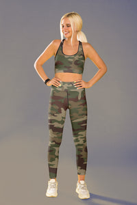Army Camo Fitness Set - Tresella