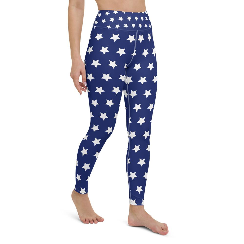 Star leggings, Capris and Shorts