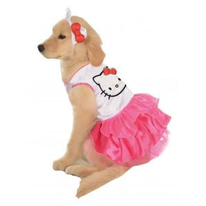 Hello Kitty Dress Pet Costume