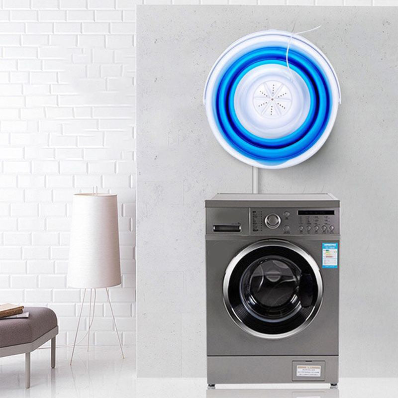 USB charging folding mini washing machine