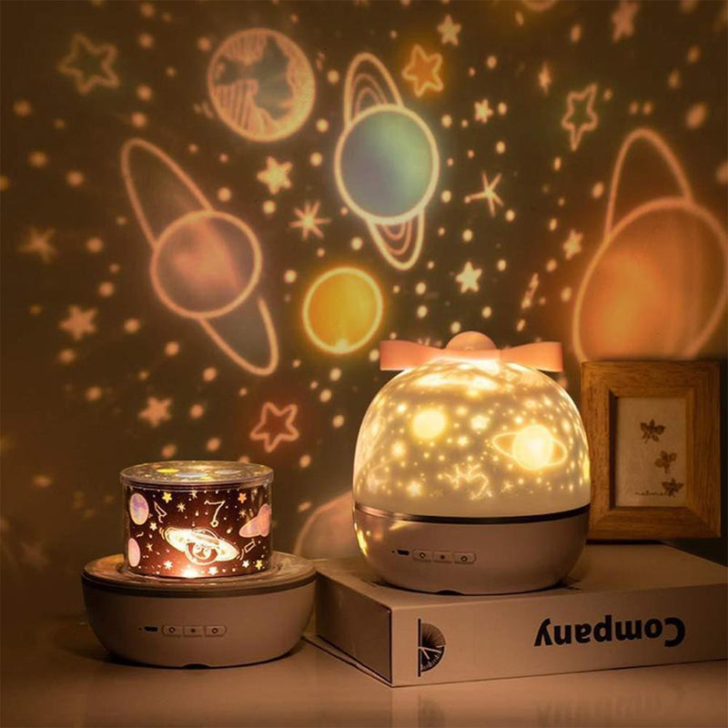 LED Starry Sky Projector Night Light