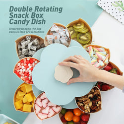 """Creative"" Rotating Candy Box"