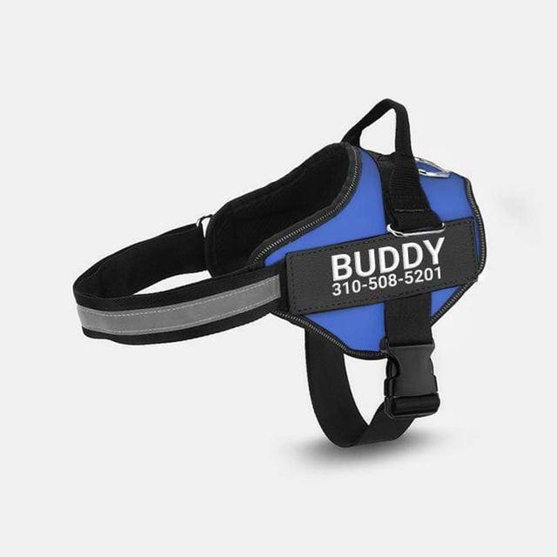 The Personalized No-pull Dog Harness