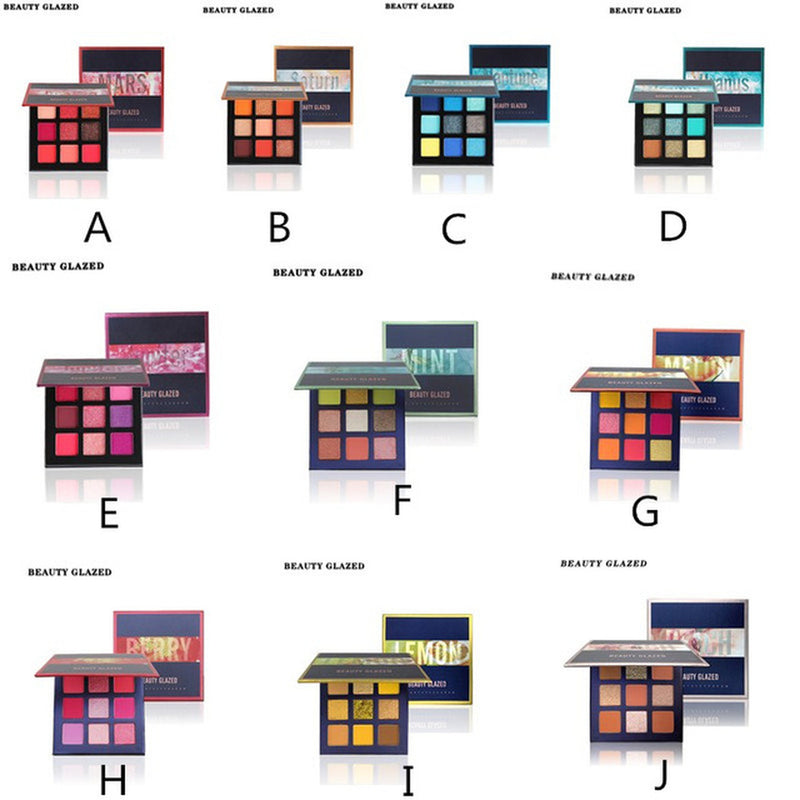 Eyeshadow 9Color Palette